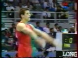 Jordan JOVTCHEV (BUL) floor - 1995 Sabae worlds EF