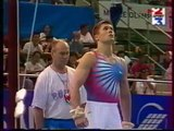 Alexei NEMOV (RUS) rings - 1997 Lausanne worlds AA