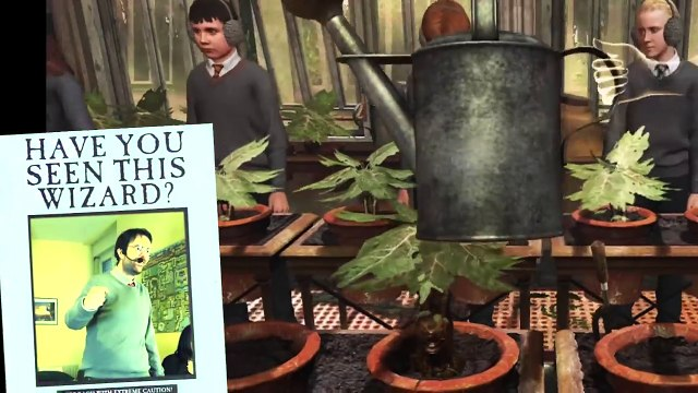 Kinect Harry Potter 2ème Année ! avec le Lycée Georges Pompidou