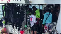 Search ongoing for tourists after sinking of Phuket boat