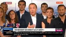 """Regardez les remerciements de Jean-Marc Morandini lors de la dernière de la saison de """"Morandini Live"""" sur CNews"""