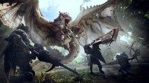 Monster Hunter World - Trailer d'annonce E3 2017