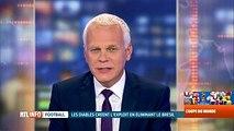 Heurts et arrestations à Mons après le match Brésil-Belgique