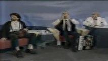 Tangos & Tragédias no Jô Soares Onze e Meia (SBT 1991)