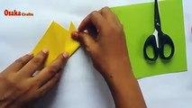 - DIY:Easy Paper Tulip !!! How to Make Origami Tulip Flower !!!Credit: Osaka CraftsFull video:
