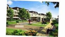 Emerainville, moins de 20 km de Paris : investir dans un grand T3 avec 2 terrasses, au sein d'une Résidence Services Seniors en construction.