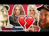 Is There Real Life Heat Between Nia Jax And Alexa Bliss?! | WrestleRamble