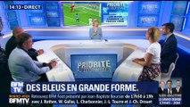 Coupe du monde: les Bleus gagnent, la France vibre