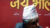 चलचित्र जय भोले का हॉस्य कलाकार रामचन्द्र अधिकारी सँग रमाईलो कुराकानी...