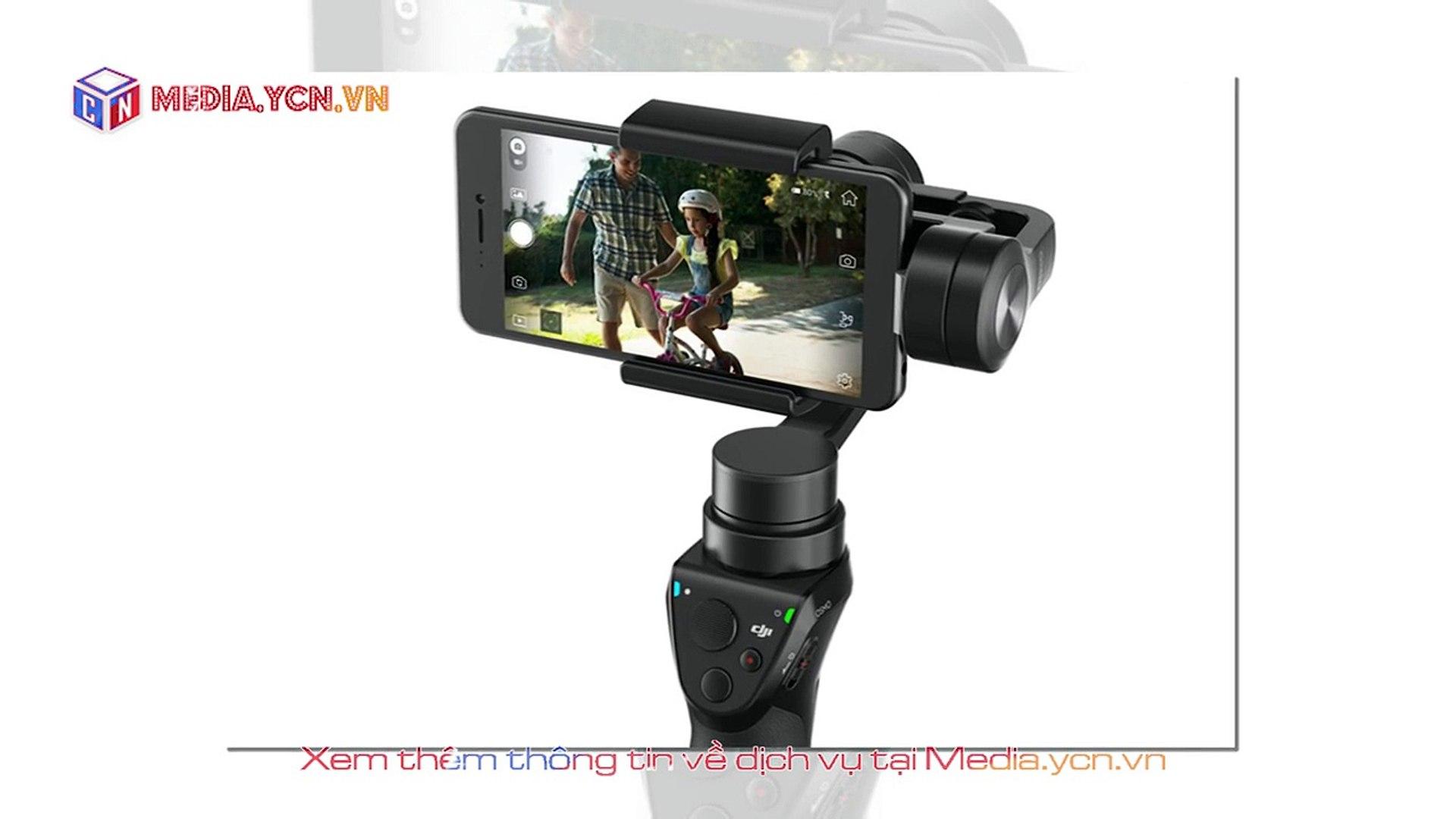 Cho thuê bộ chống rung điện thoại DJI Osmo Mobile Hà Nội