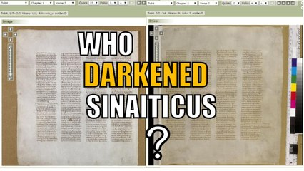 Codex Sinaiticus Resource | Learn About, Share and Discuss