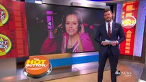 Avril Lavigne Opens Up About Her Struggle With Lyme Disease on Good Morning America - 29-06-2015