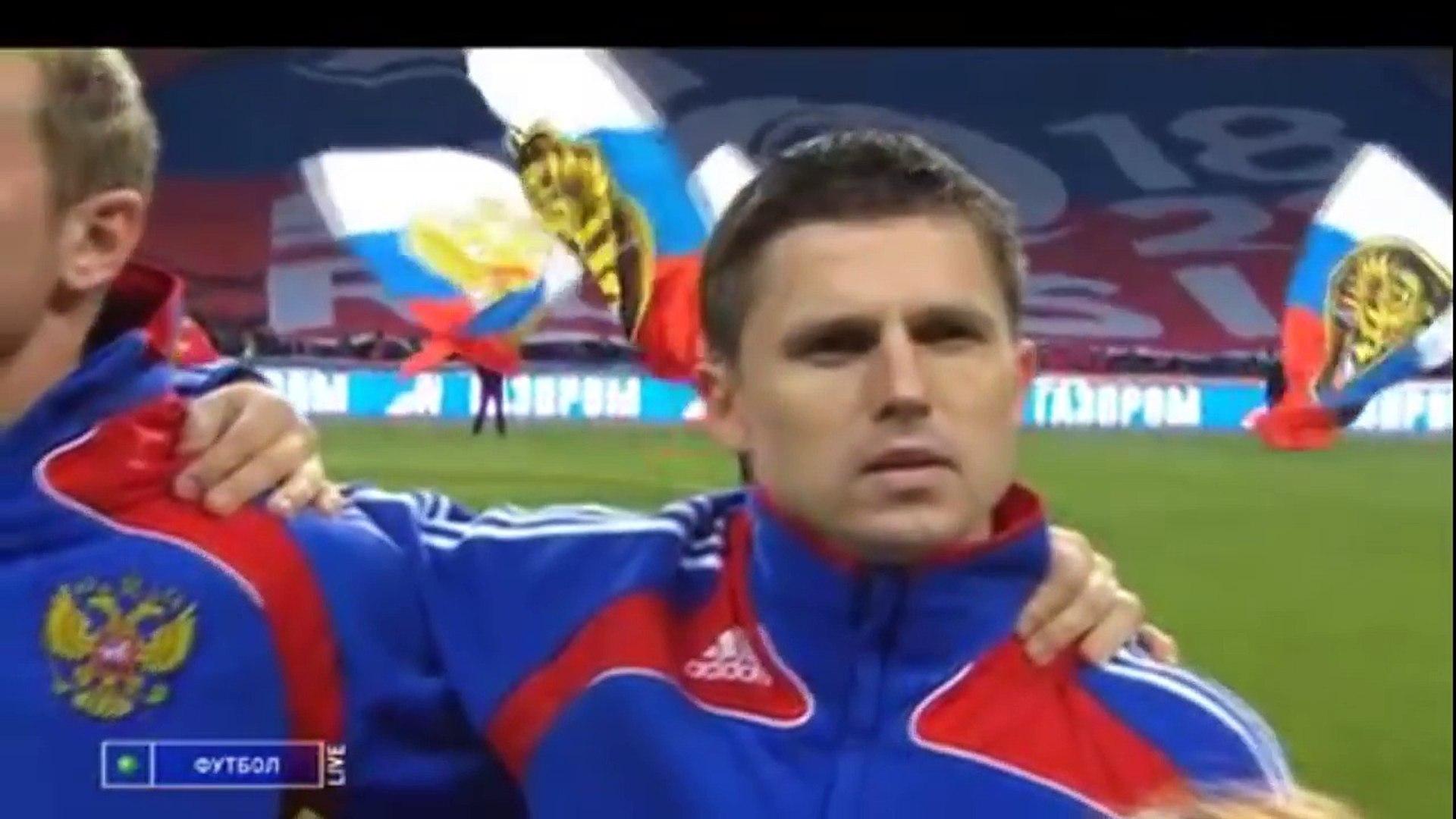 Футбол Чм 2018 Россия - Хорватия  !