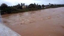 Gedilam river flood, Dec 2015  (anna bridge, cuddalore)