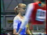 Alexandra MARINESCU (ROM) UB - 1995 Sabae worlds EF
