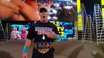 FULL MATCH - John Cena vs. Kevin Owens - WWE Money in the Bank 2015 (WWE Network Exclusive) - WWE Wrestling Fight Fighting Match MMA Sports