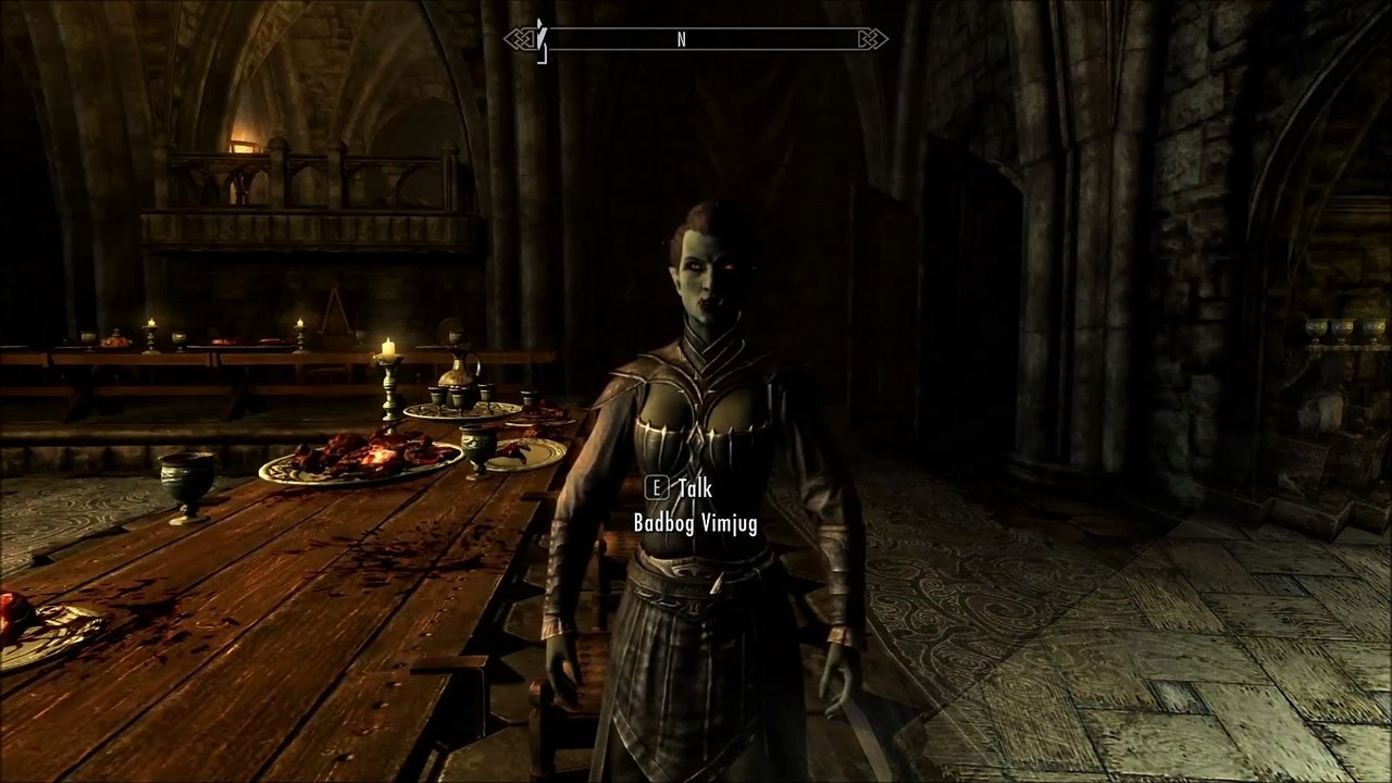 Skyrim Special Edition: Dominion's More Dawnguard Marriage Candidates -  PS4 Xbox 1 PC Release Trailer