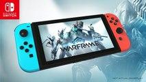 Warframe annoncé sur Switch au TennoCon 2018