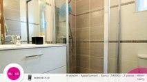 A vendre - Appartement - Nancy (54000) - 2 pièces - 49m²