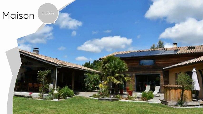A vendre - Maison/villa - Le porge (33680) - 3 pièces - 151m²