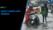 Traffic jams, waterlogging in Mumbai as rains lash city
