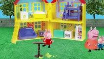 h3 George pig derruba jarro de mamãe pig  que fica furiosa   Valentina Pontes  h3