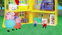 h3 PEPPA PIG   Coelho da Páscoa  faz  COCÔ    COMPLETO EM PORTUGUES  h3
