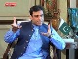 Nawaz Sharif PMLN Ka Leader Hai Aur Dusra Nawaz Sharif Peda Nahi Ho Sakta- Hamza Shahbaz
