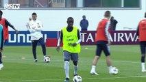 Caveglia sur Ngolo Kanté : « Sa qualité première c'est de se mettre au niveau et d'être au-dessus du lot dans chaque équipe »