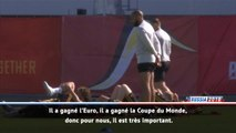 """Demi-finale - Vermaelen : """"Thierry Henry est une légende"""""""