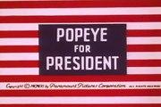 Popeye for President (1956) Spanish