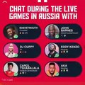 Win a Chance To Chart During The Live Games In Russia With Your Favourite Super Star Eddy Kenzo n Other African Superstars  stvUganda WhatsApp Group