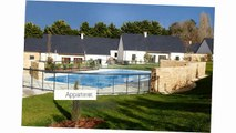 Investir en Bretagne, à Pont-Aven, dans une villa T3 en Résidence Services Seniors