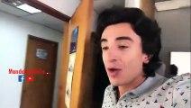 Esto es lo que hace Juan Pablo Llano en sus tiempos libres de grabación|Jotica reporta