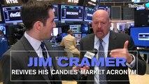 "Why Jim Cramer Is Bringing Back His ""CANDIES"" Market Acronym"