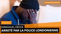 Emmanuel Eboué arrêter par la Police de Londres