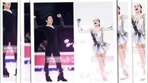 Nathan x Alina ♥️♥️♥️ ( Nathan Chen and Alina Zagitova)