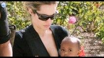 TOP Hollywood Superstar Angelina Jolie & Brad Pitt Daughter Zahara Jolie Pitt 2019