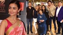 Alia Bhatt Missing from Ranbir Kapoor's Mother Neetu Kapoor's Birthday; Here's Why | FilmiBeat