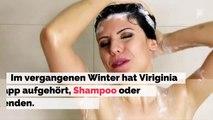 Diese Frau hat ihre Haare seit acht Monaten nicht mehr mit Shampoo gewaschen – so sieht sie jetzt aus.