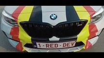 Good luck tonight Belgian Red Devils! Our BMW M2 shows you how to drift through the Brazilian defense team ;)  #brabel #RedTogether #ProudSponsor Belgian Fo