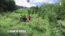 Sport - Le kilomètre vertical