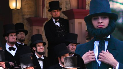 Inside the Annual Gathering of Abe Lincoln Presenters