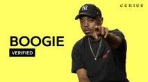 "Boogie ""Self Destruction"" Official Lyrics & Meaning | Verified"