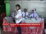 Kocak! Panitia di TPS 45 Kebon Pala menggunakan seragam SD - Breaking News 15/02
