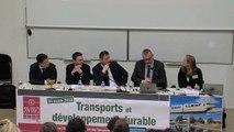 """""""Fiscalité et transport durable"""" (Vincent Dussart, Professeur de droit public, Vice-président de l'Université Toulouse 1 Capitole, @colloque IFR """"Transports et développement durable""""_04)"""