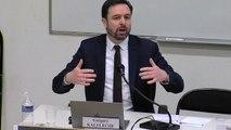 """""""Transport durable et urbanisme"""" (Grégory Kalflèche, Professeur de droit public, Directeur de l'Institut Maurice Hauriou, @colloque IFR """"Transports et développement durable""""_06)"""