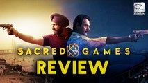 Sacred Games Review 2018
