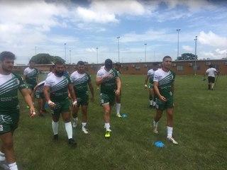 Africa Rugby Sevens : Défaite de l'Algérie 0-10 face au Nigeria