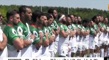 Rugby : résumé Algérie-Sénégal (22-18) Silver Cup 2018